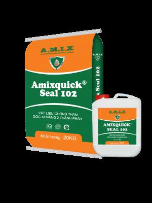 Amixquick Seal 102 – Chống thấm gốc xi măng 2 thành phần