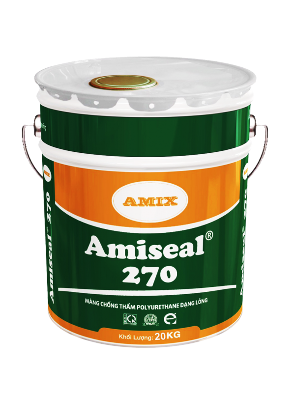 Amiseal 270 – Chống thấm gốc polyurethane