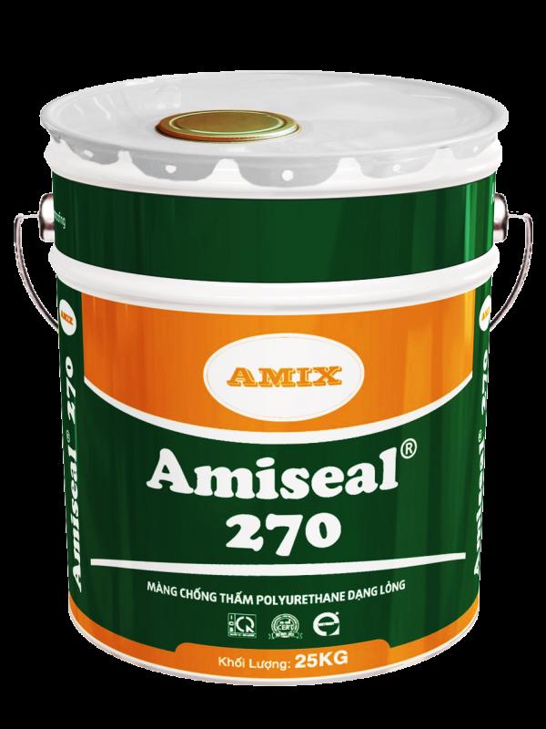 Amiseal 270 – Chống thấm gốc polyurethane