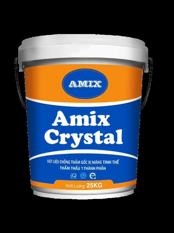 Amix Crystal – Chống thấm tinh thể thẩm thấu