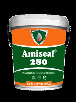 Amiseal 280 – Màng chống thấm Polyurethane 1 thành phần