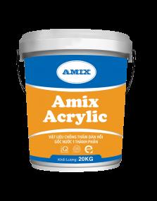 Amix Acrylic – Chống thấm gốc acrylic