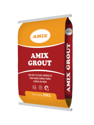Amix Grout – Vữa không co ngót