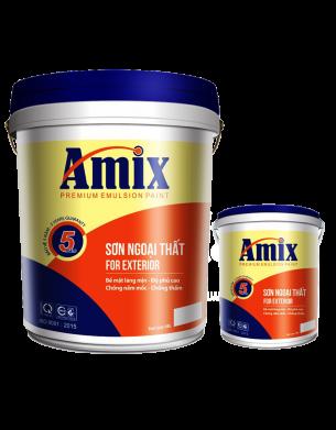 Amix For Exterior – Sơn ngoại thất cao cấp