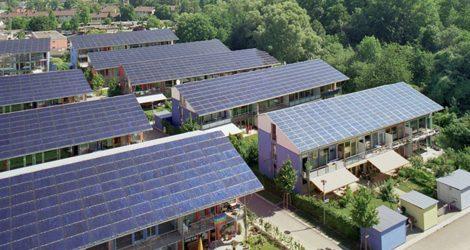 Ứng dụng công nghệ xanh trong xây dựng bắt đầu từ đâu ?