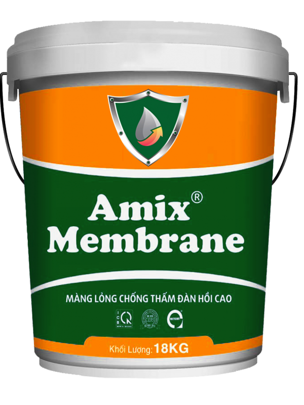 Amix Membrane – Chống thấm gốc nhựa đường