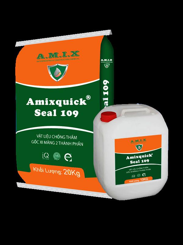 Amixquick Seal 109 – Chống thấm gốc xi măng 2 thành phần